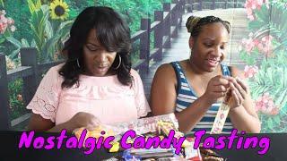 Nostalgic Candy Tasting 2