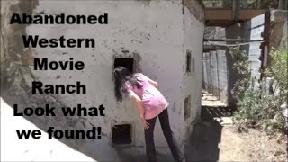 Abandoned Western Movie Ranch and Amusement Park - Corriganville Part 2