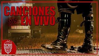Rammstein: Mis canciones favoritas en vivo