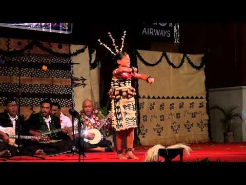 Winner of Miss Heilala Teen Tau'olunga 2015 - Seini Fahopo Mafua