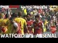 PES 2019 (PC) Watford Vs Arsenal | PREMIER LEAGUE MATCH PREVIEW | 15/09/2019 | 4K 60FPS