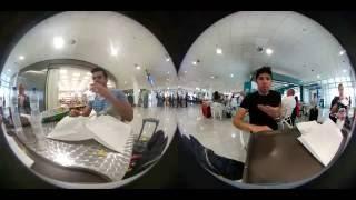 VLOG 360 TERMINAL EN GRECIA TEST