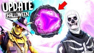 Kevin a PLECAT! UPDATE Halloween! Fortnite