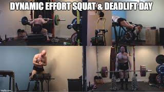 7-24-2020 Orc Mode Training - Dynamic Effort Squat & Deadlift Day