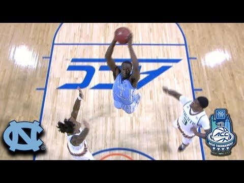 North Carolina Gets Massive Dunk In Crunch Time | Must-See Moment #GoodAtLife