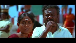 Muthukku Muthaga   Tamil Movie   Scenes   Clips   Comedy   Saranya and Ilavarasu in temple function