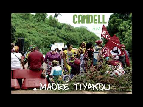 Candell - maoré tiyakou (audio officiel)
