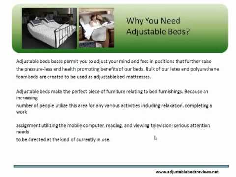 adjustable beds reviews why do you need adjustable beds