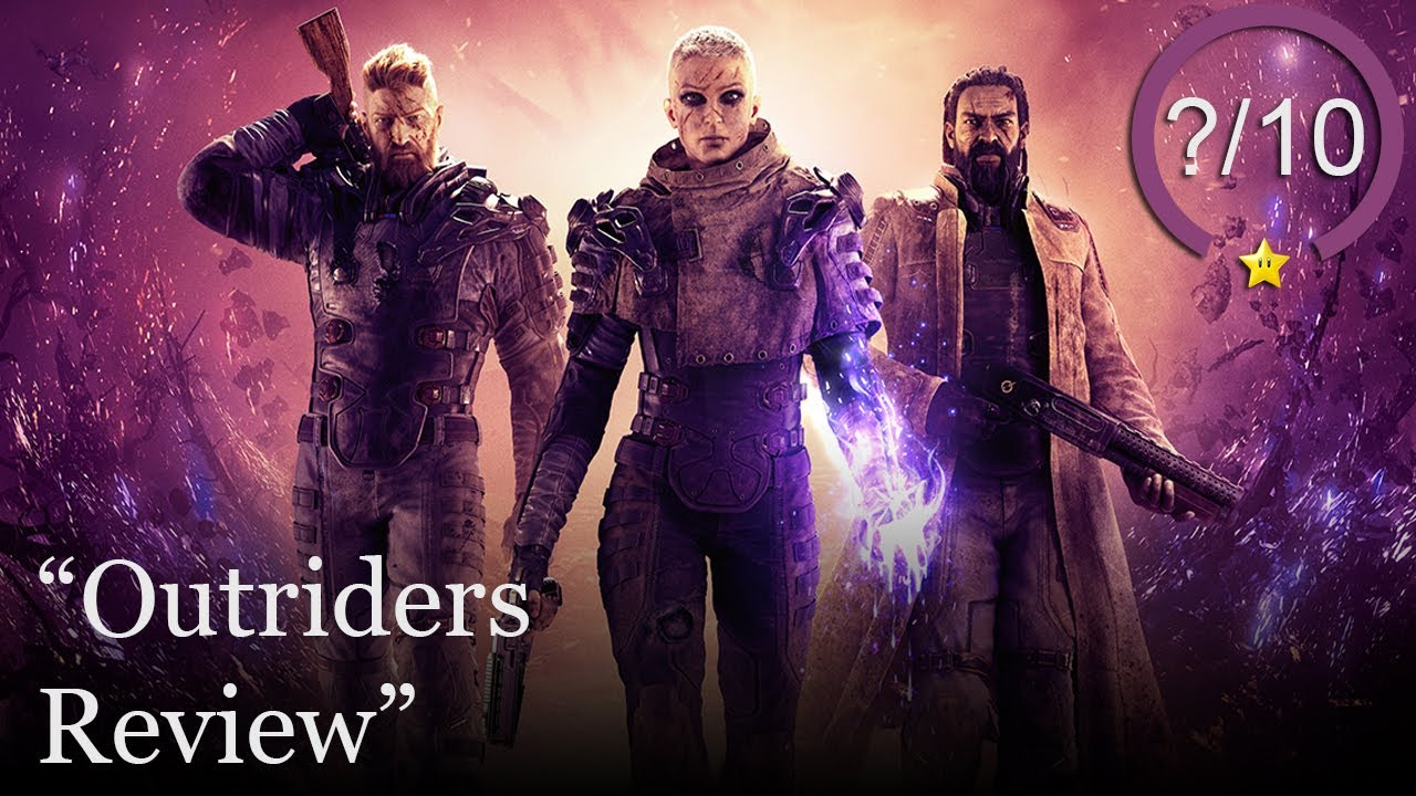 Outriders Review [PS5, Series X, PS4, Xbox One, Stadia, & PC] (Video Game Video Review)