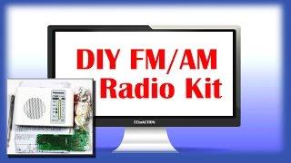 Вироби з FM/AM радіо комплект (CF210SP) | EEinACTION