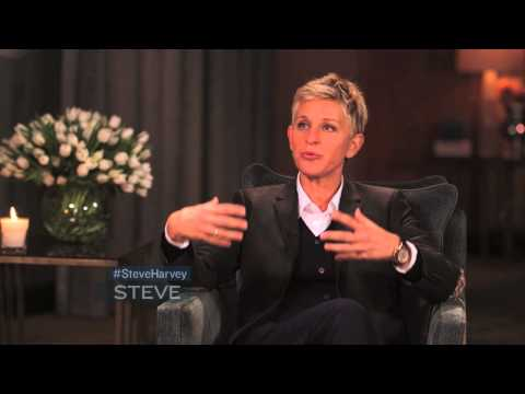 Steve Harvey & Ellen