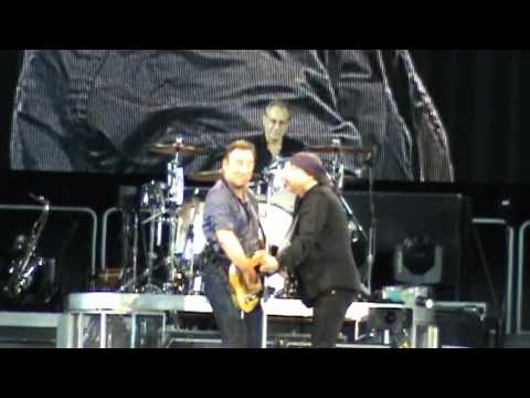 Bruce Springsteen - I Don't Want to Go Home - Olympic Stadium, Helsinki, Finland, July 31st 2012
