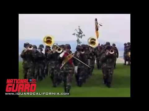 !!ROCK ON!! National Guard MOS 42R Military Band