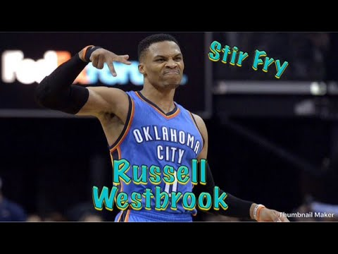 Russell Westbrook Mix~ Stir Fry (Clean)