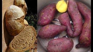 Thay Phiên Ăn Khoai Lang Và Bánh Mì Vào Buổi Sáng Trong 7 Ngày, Cô Gái Giật Mình Với Kết Quả Sau Đó