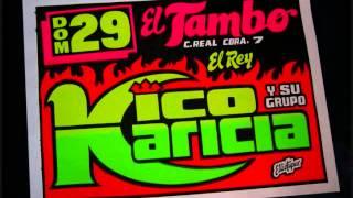 Papeles - Vico y su Grupo Karicia en vivo 1992