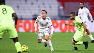 Maxence Caqueret Skills and Goals Highlights