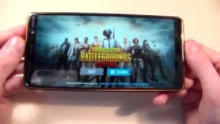 Игры Nokia 7 Plus (PUBG:Mobile, GTA:SanAndreas, NFS:NoLimits)