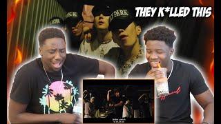 K-Hip Hop at its finest! Sik-K, pH-1, Jay Park, HAON - GANG Official Remix | REACTION