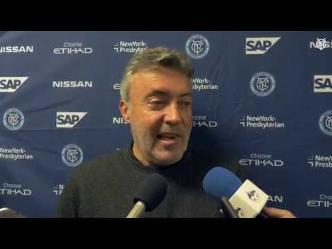 PRESS CONFERENCE | Montreal Impact vs. NYCFC | 05.04.19