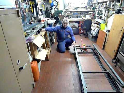 Ponte sollevatore per moto di grossa cilindrata lavoro for Ponte meccanico per auto usato