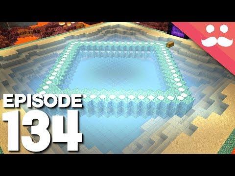 Hermitcraft 5: Episode 134 - The MINI BASE!