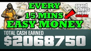 *UPDATE & EASY* MAKE $50,000,000 AND 340,000 RP IN THE DOOMSDAY HEIST ACT 2 FINALE IN GTA 5 ONLINE