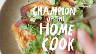 Meet Samin Nosrat, the Champion of Home Cooks