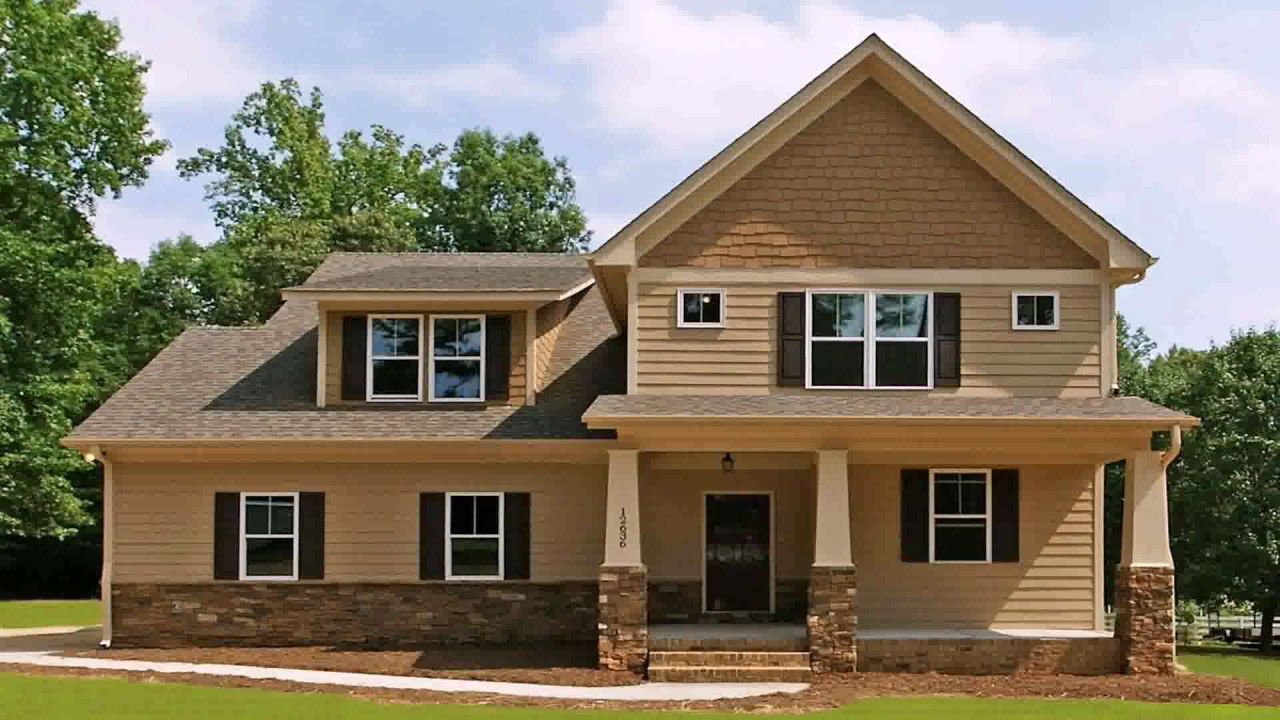 7 Popular Siding Materials To Consider: Ranch Style House Siding Ideas
