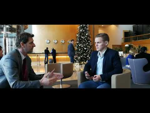 Interview with CEO at Bitcoin & Blockchain Malta Conference