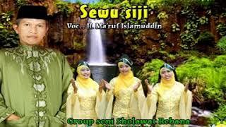 SEWU SIJI - (GROUP seni SHOLAWAT REBANA SRAGEN)