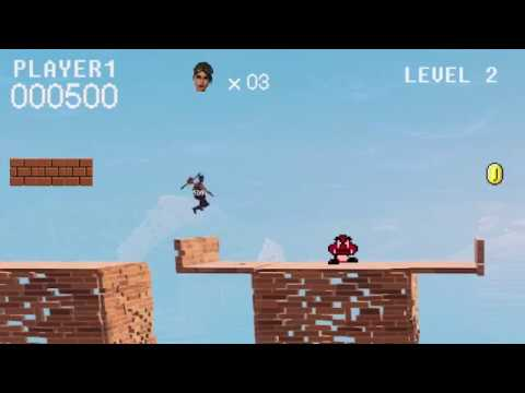 LEVEL 2 - If Fortnite Existed In The Super Mario Universe