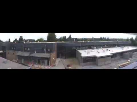 Park Place Middle School - Phase 1 Construction