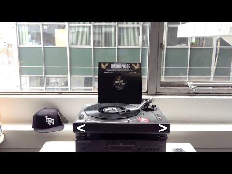 Vinyl Drop: London Posse - Gangster Chronicles Unreleased EP