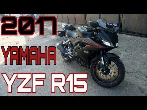 Test Ride 2017 Yamaha YZF R15