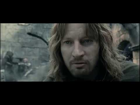 LOTR The Two Towers - Faramir Releases Frodo And Sam