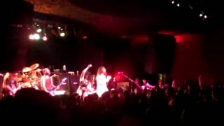 Andrew W.K. performs at The Showbox at the Market 3/4/2012 [SSG Music]