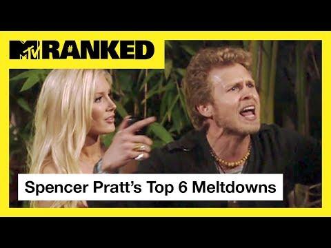 Spencer Pratt's Top 6 Meltdown Moments from 'The Hills'  MTV Ranked
