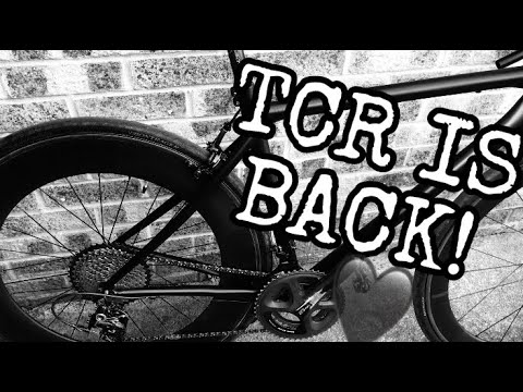 Cycling Tips ~Giant TCR Rebuild  #3