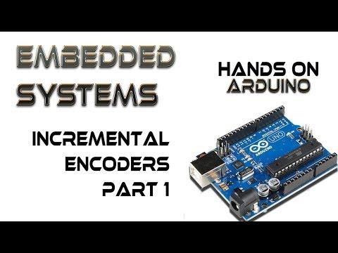Hands On Arduino 2:  Incremental Encoders, Part 1