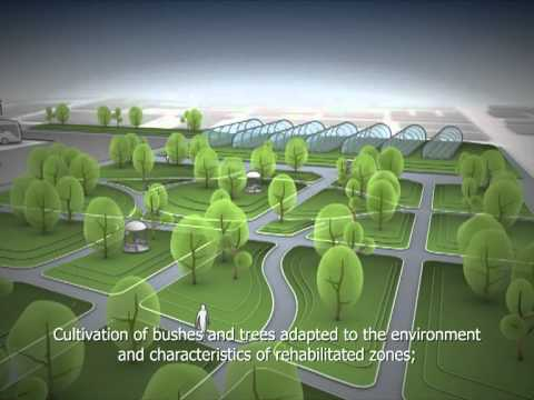 Ecological Park Project of SOCAR