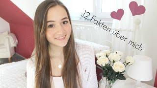 Vorstellungsvideo & 12 Fakten über mich ♥
