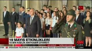 CNN Turk Haber 19 Mayıs