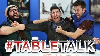 Apple Vs. Google and The Penis Game - It's #TableTalk!