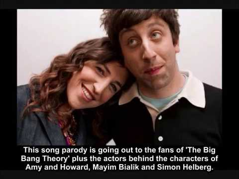 Neil Diamond's Sweet Caroline Parody Tribute to Amy Farrah Fowler and Howard Wolowitz