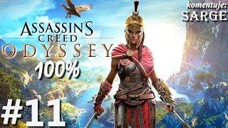 Zagrajmy w Assassin's Creed Odyssey [PS4 Pro] odc. 11 - Ateński skarb w cytadeli geranejskiej