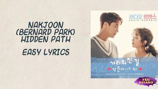 Artist : nakjoon (bernard park) song hidden path radio romance ost credits for the loen entertainment no copyright infringement intended!