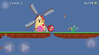 New Red Ball 2 gameplay for kids