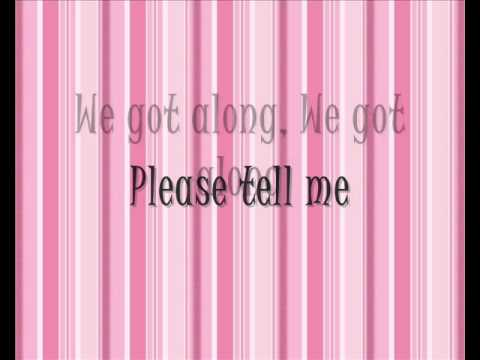 Aly & AJ-Potential Break Up Song (With Lyrics)