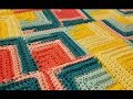 Part 1 - The Continuous Mitered Square Crochet Tutorial! (Square One)